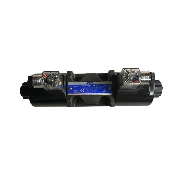 Blince Vane Pump Replace Yuken Series PV2r12, PV2r23, PV2r13 Double Vane Pump #1 image